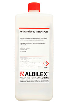 Antitarnish-A-TITRATION