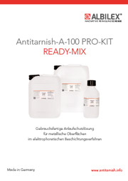Antitarnish-A-100 PRO-KIT READY-MIX